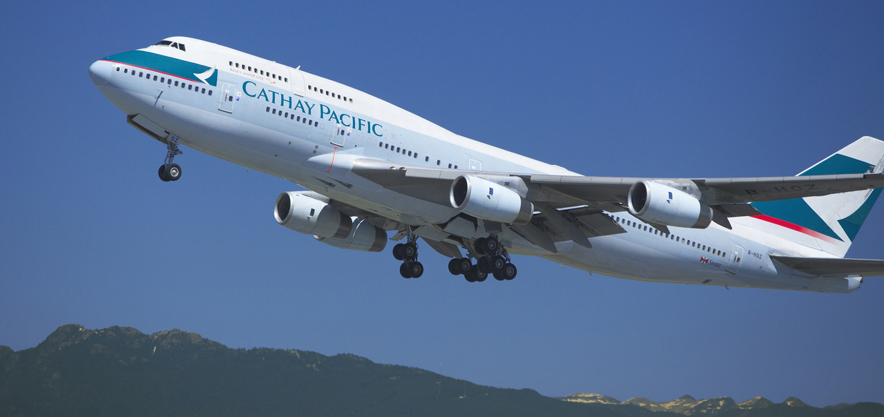 Cathay Pacific Airlines Manage Booking