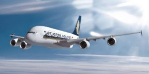Singapore Airlines Manage Booking