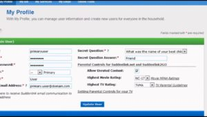 Recover Suddenlink Account Password