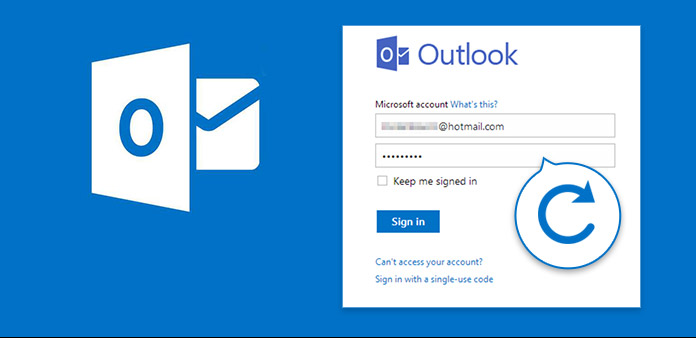 How to Recover Outlook Account Password