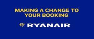 Ryanair-manage-booking