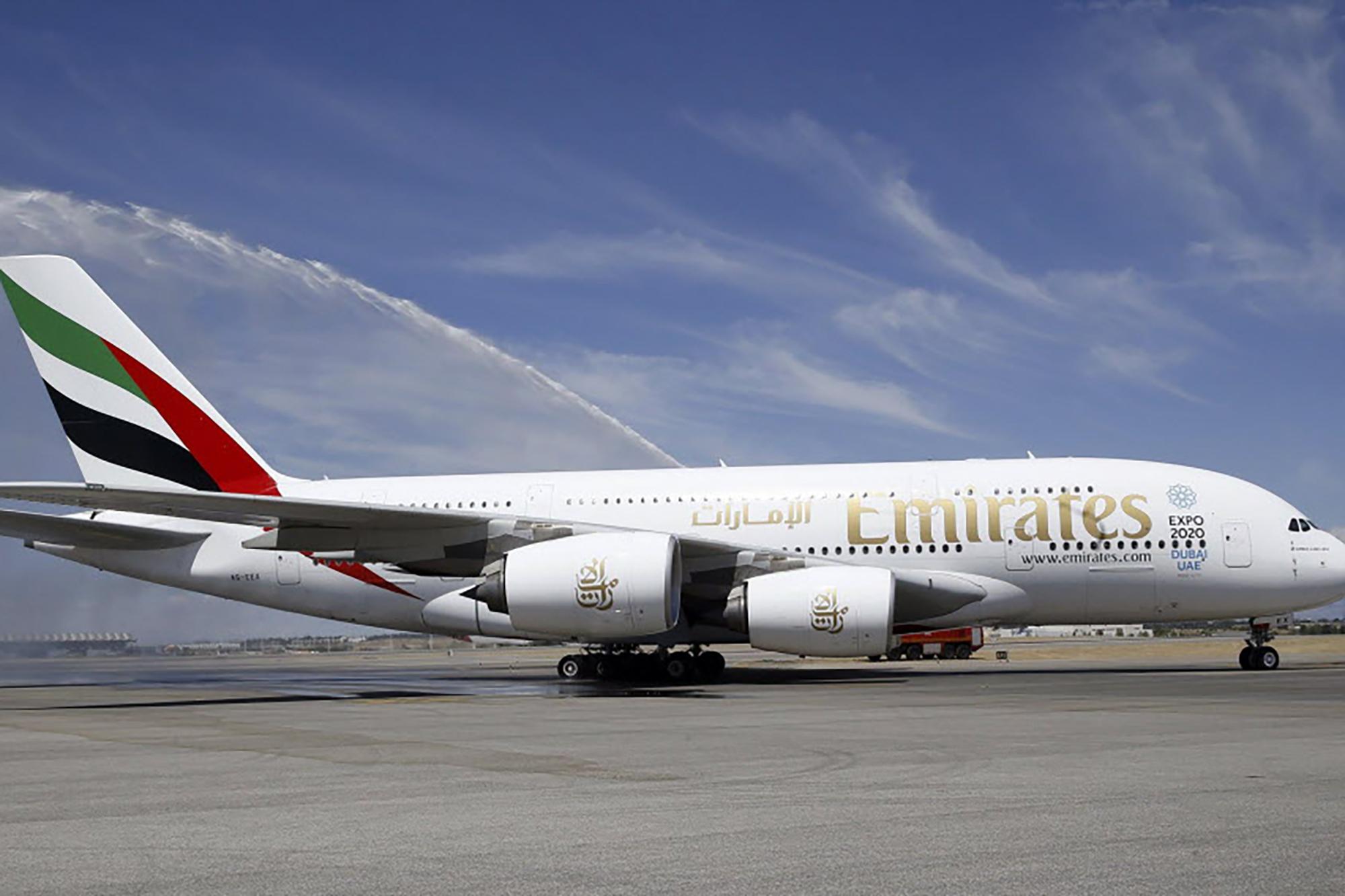 Emirates Airlines Reschedule Flight