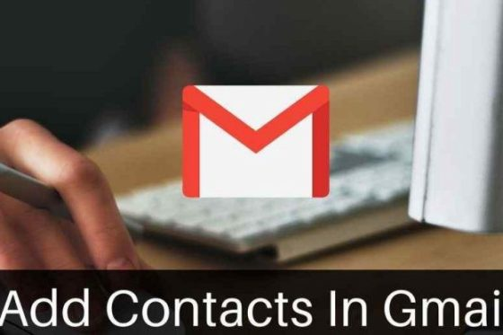 Add Contact To Gmail Contact