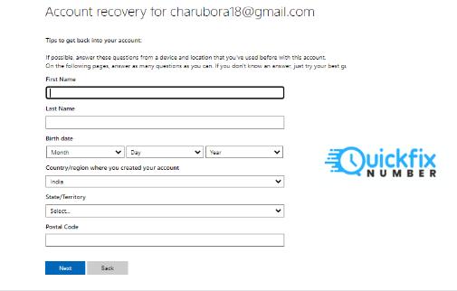 Microsoft-Password-Reset