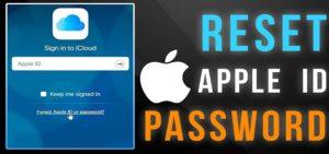 iForgot.Apple ID Password Reset