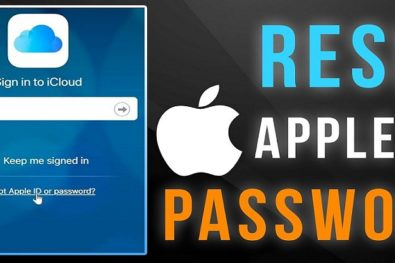 iForgot.Apple ID Password Reset
