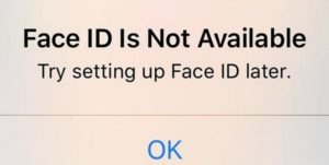 iPhone-face-ID -not-working