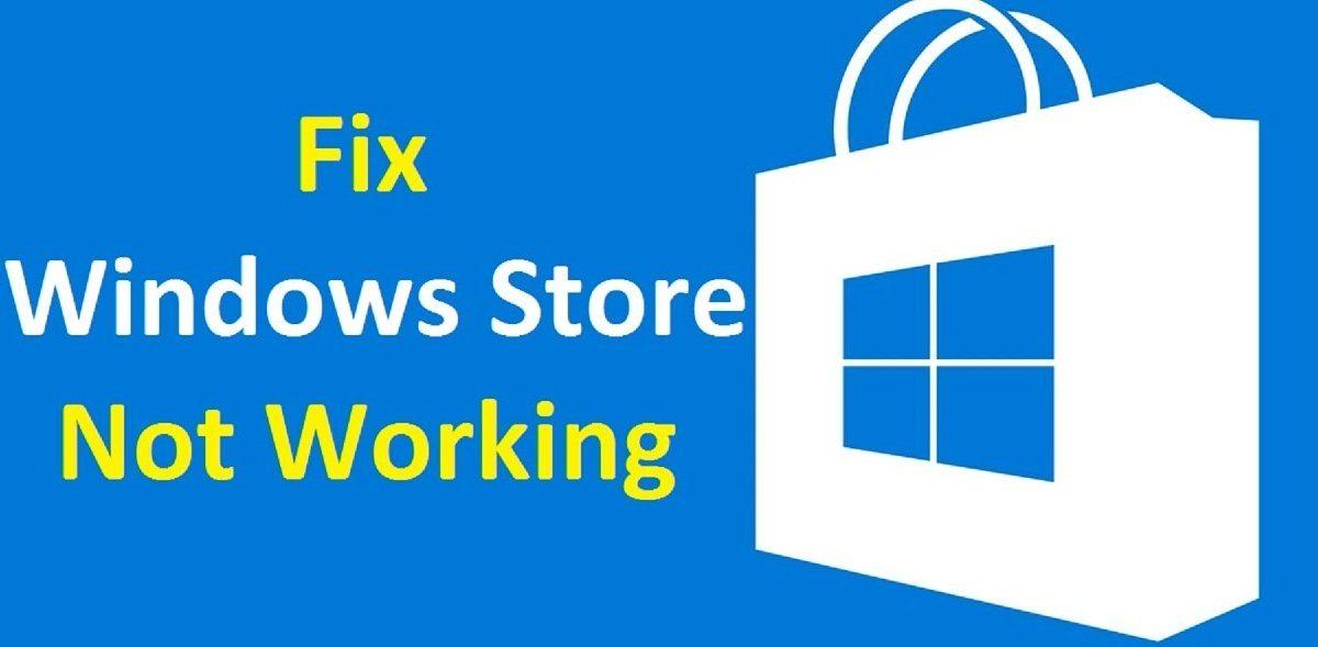 Windows Store not working