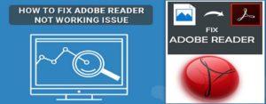 Adobe-Reader-not-working