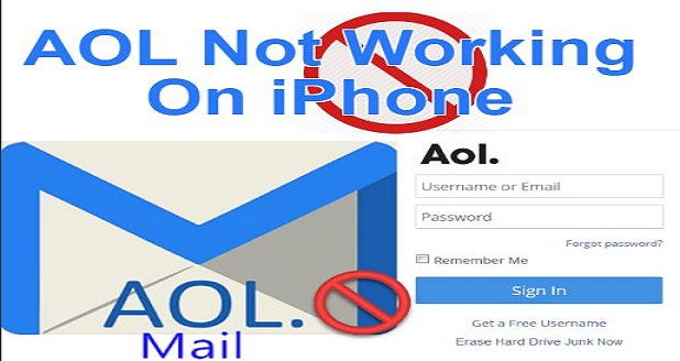 Aol-not-working-on-iPhone