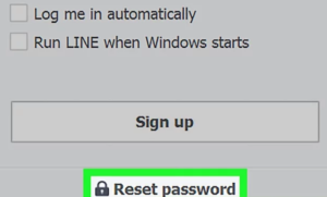 Change-Line-Password