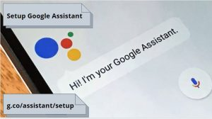 Setup-Google-Assistant
