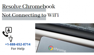 Chromebook not connecting