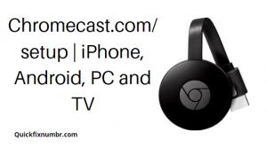 Setup-Chromecast