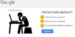 Trouble-Signing-error